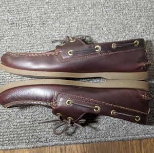 Sperry Top Sider Two Eye Dock Shoe Men's 10.5